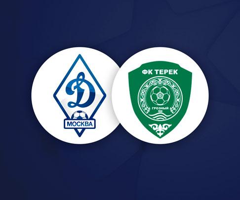 Dinamo Moskva - Terek Grozni